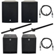 HK Audio PR:O 18/PR:O 15 D Bundle