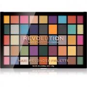 Makeup Revolution Maxi Reloaded Palette paleta de sombras em pó tom Dream Big 60,75 g