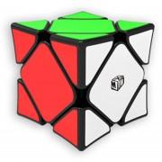 Cubo Magico Con Sistema De Posicionamiento Magnético QiYi Cóncavo Skewb - Negro