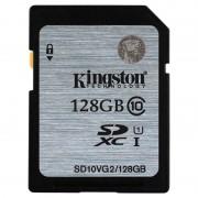 Cartão de Memória SDXC Kingston SD10VG2/128GB - 128GB