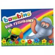 Блокче за рисуване формат А4 Бамбино, St.Majewski, 5903235001574