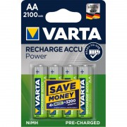 4 x Acumulator R6 VARTA READY2USE 2100 mAh