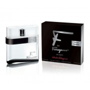 Salvatore Ferragamo F By Ferragamo Black 30Ml Per Uomo (Eau De Toilette)