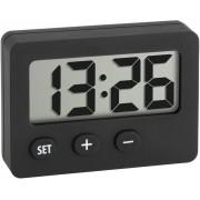 Ceas de masă digital TFA 60-2013-01, negru