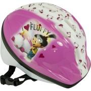 Casca ciclism copii Minions Fluffy