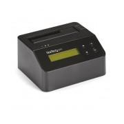 StarTech.com Base Dock USB 3.0 Borrador para Disco Duro 2.5/3.5'', SATA, Negro