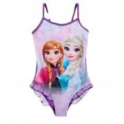Costum de baie intreg Anna si Elsa 4ani (104cm)