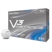 【TaylorMade Golf/テーラーメイドゴルフ】V3 ディスタンス ボール /