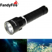 Fandyfire 3-L2 XM-L2 LED blanco frio buceo / iluminacion terrestre linterna