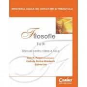Manual cls. a XII-a - Filosofie/Ioan N. Rosca, Codruta Sorina Missbach, Gabriel Ion