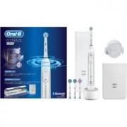 Oral B Genius 10200W White escova de dentes eléctrica White