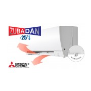 Инверторен климатик Mitsubishi Electric MSZ-FH35VE/MUZ-FH35VEHZ ZUBADAN