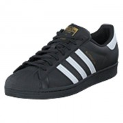 adidas Originals Superstar Cblack/ftwwht/cblack, Shoes, grå, UK 5,5