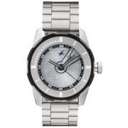 Fastrack Round Analog Watch For Men-3099SM01