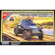 Tristar 1:35 Leichter Panzerspahwagen 2cm Sd.Kfz 222 Mid Version Kit #35043