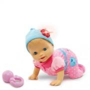 VTech Little Love kruip met mij baby babypop