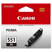 Cartridge Canon CLI-551B black, MG5450/MG6350/8250/IP7250