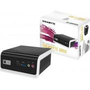 Gigabyte GB-BLCE-4000C PC/workstation barebone BGA 1090 1,10 GHz N4000 Zwart, Wit