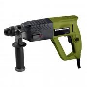Ciocan rotopercutor Heinner ROH12, 620 W, 1000 RPM, 2.2 J, 3 Burghie, Dalta, Spit