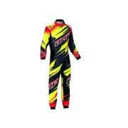 Omp One Art Suit Antr./Rosso/Giallo F. Tg 52