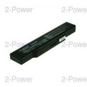 2-Power Laptopbatteri Fujitsu 11.1v 4400mAh (441681700001)