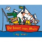 Muis: De boot van Muis - Lucy Cousins