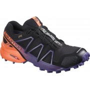 Salomon Speedcross 4 GTX Ltd - scarpe trail running - donna - Black/Violet