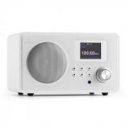 Auna IR-150 Internet-Radio UKW DLNA W-LAN Retro Fernbedienung Holzgehäuse