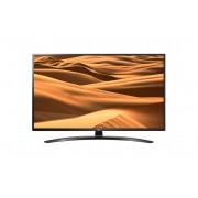 Televizor LED LG 55UM7450PLA, 138 cm, 4K UHD, Smart TV, Wi-Fi, Bluetooth, CI+, AI Smart, Procesor Quad Core, Clasa energetica, A, Negru