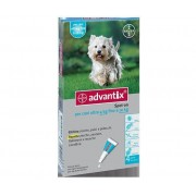 BAYER Advantix Spot On*4pip 4-10kg
