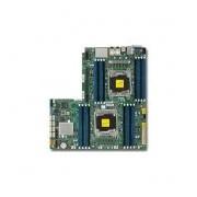Supermicro MBD-X10DRW-E-O, Dual SKT, Intel C612 chipset, 16 DIMM slots, 10 x SATA3, 2 x 1GbE, IPMI, 1 x PCI-E3.0 x32 slot,WIO - Retail (X10DRW-E)