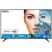 Televizor LED Smart Horizon X-TEND 75HL8530U, 190 cm, 4K UHD, DolbyVision HDR, 400Hz, Negru/Silver