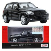 Rastar Mercedes Benz Glk Class Black Die Cast Toys Minicar
