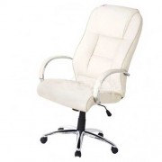 Kancelarijska fotelja CEO bež