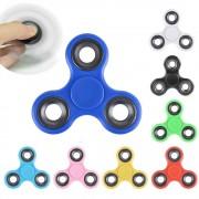 V&V Fidget Spinner - antistresová hračka (červená barva) - V&V