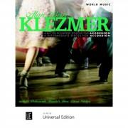 Universal Edition Klezmer Accordion