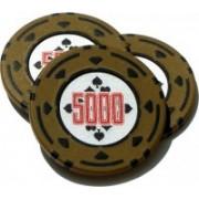 Chips Diamond valoare 5000 (set de 25)
