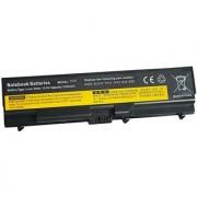 Irvine 4400 mAh Laptop Battery For Lenovo SL400 SL410 L410 L510 L412 T410 T510 T420-Black