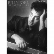 Hal Leonard Billy Joel: Greatest Hits Volumes 1 and 2