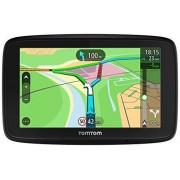 "TomTom VIA 53 Fisso 5"" Touch screen Nero navigatore"