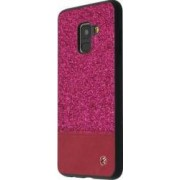 Husa Cover Tellur Glitter II Samsung Galaxy A8 A530 Pink