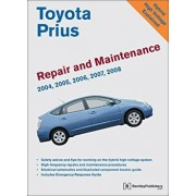 Toyota Prius Repair and Maintenance Manual: 2004-2008, Paperback/Bentley Publishers