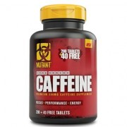Mutant Nutrition Caffeine, 240 caps