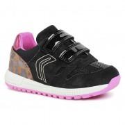 Geox Sneakers GEOX - B Alben G. A B023ZA 022AY C0922 S Black/Fuchsia