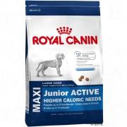 2x15kg Maxi Junior Active Royal Canin Size Hrană uscată câini