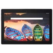 Tableta Lenovo Tab 3 TB3-X70L, Capacitive Touchscreen 10.1', Procesor Quad-Core 1.3 GHz, 2GB RAM, 32GB, 4G, Wi-Fi, Android (Negru) + Cartela SIM Orange PrePay, 6 euro credit, 6 GB internet 4G, 2,000 minute nationale si internationale fix sau SMS nationale