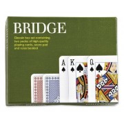 Piatnik Bridge Jeu De Cartes (Version Anglaise)