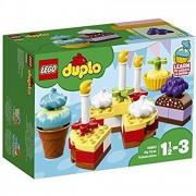 Lego duplo 10862 my first la mia prima festa