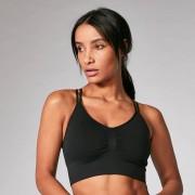 Myprotein Shape Seamless Sports Bra - Black - S