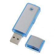 ELECTROPRIME 8GB USB Disk Pen Drive Digital Audio Voice Recorder 9 hrs Recording